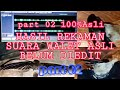 Hasil Rekaman Suara Walet Asli Original Belum Diedit Asli  Mp3 - Mp4 Download