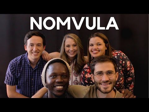 Nomvula (Nathi) - A CAPPELLA COVER! Couch Video #17