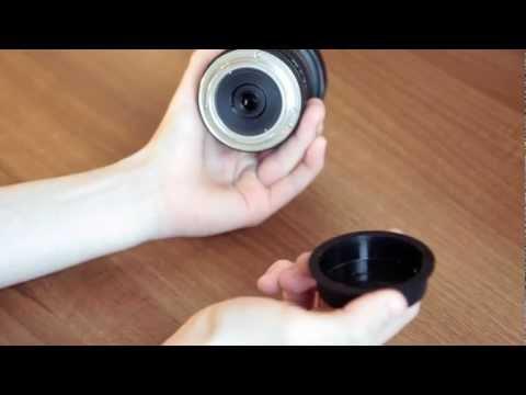 Samyang 8mm F/3.5 Fisheye Review And Test Shots 1080p HD