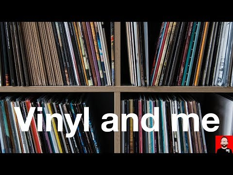 Room Tour: I'm Into Vinyl...but Not For Its Sound!