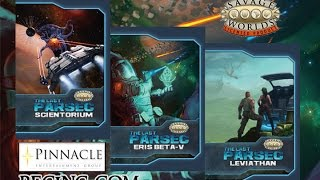 Game Geeks #245 The Last Parsec for Savage Worlds by  Pinnacle Entertainment