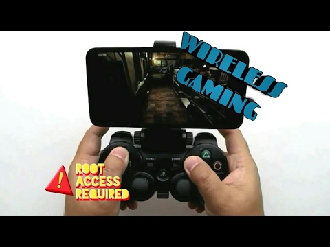 how to connect ps3 controller wirelessly to ps3