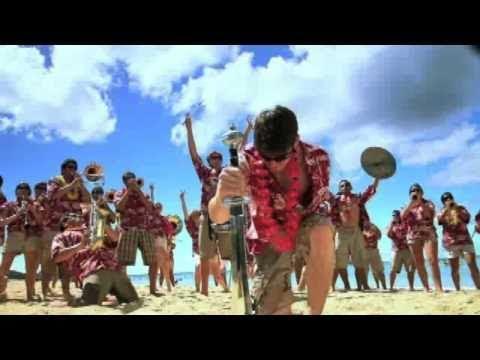 "USC Trojan Marching Band | ""Hollywood Meets Hawaii"" Hawaii Five-0 Music Video"