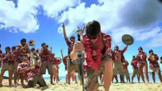 "USC Trojan Marching Band | ""Hollywood Meets Hawaii"" Hawaii Five-0 Music Video"