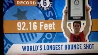 Reacting to dude perfect world records!!