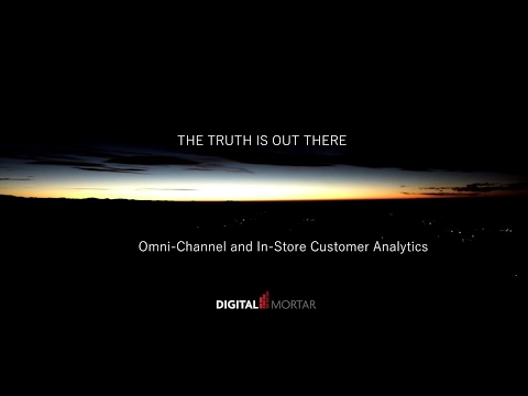 OmniChannel Analytics and In Store Tracking