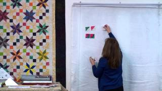 Lemoyne Magic - Strip Pattern By Cozy Quilt Designs