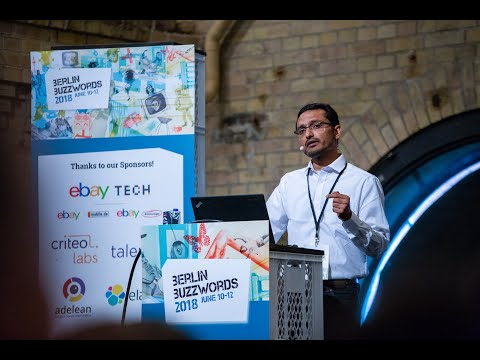 Berlin Buzzwords 18: Subhojit Banerjee – Deploying Large Spark Models to production on YouTube