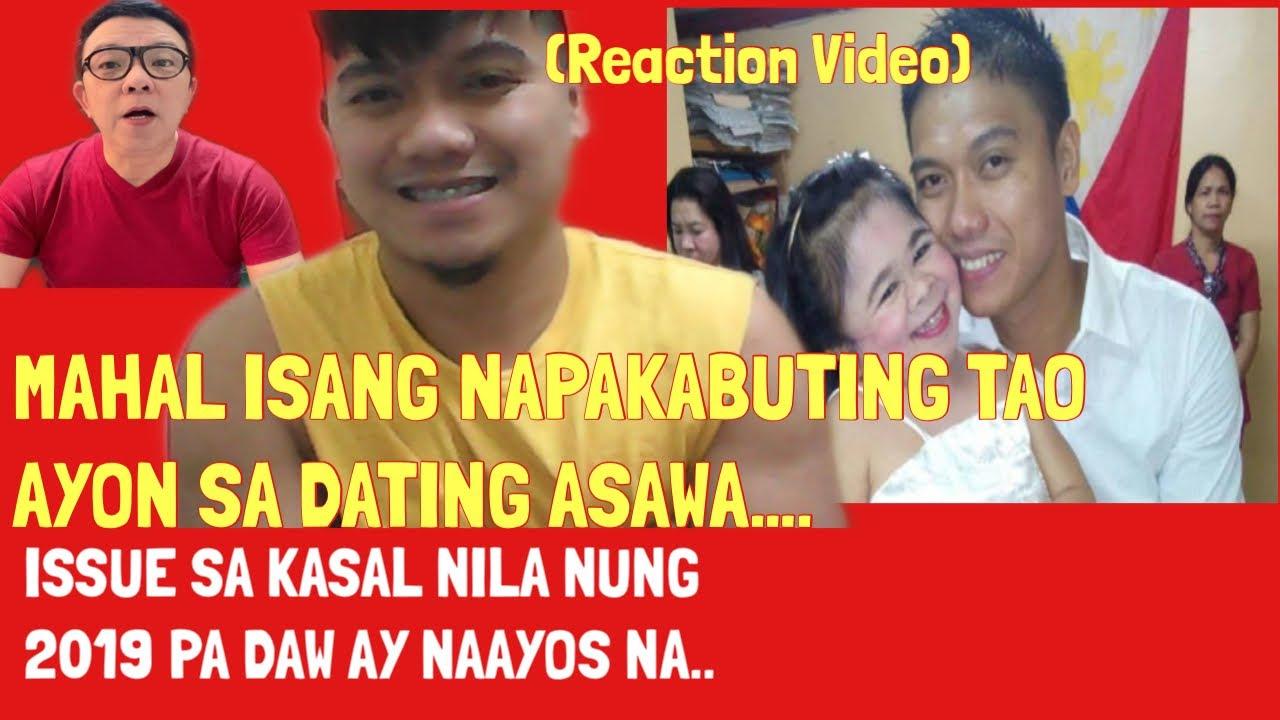 Download MAHAL ISANG NAPAKABUTING TAO AYON SA DATING ASAWA ISSUE SA KASAL NILA NAAYOS NA NOONG 2019 PA
