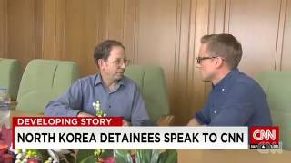 Story behind CNN`s North Korea interview