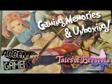 Gaming Memories & Unboxing: Tales of Berseria (European Collector's Edition)