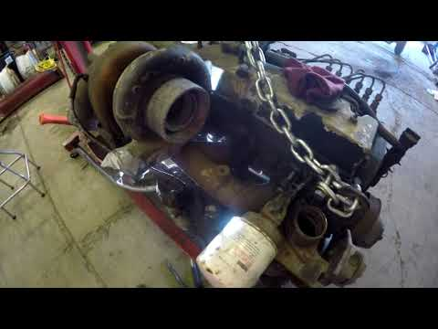 Ford F750 Haul Truck Build Part 15
