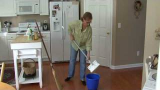 Cleaning Floors : How to Clean an Oiled Hardwood Floor
