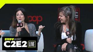 Women Of Overwatch: Full Panel   C2E2 2019   SYFY WIRE