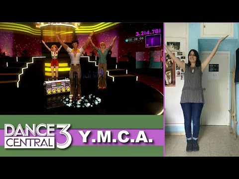 "Dance Central 3 ""Y.M.C.A."" (hard) gold"