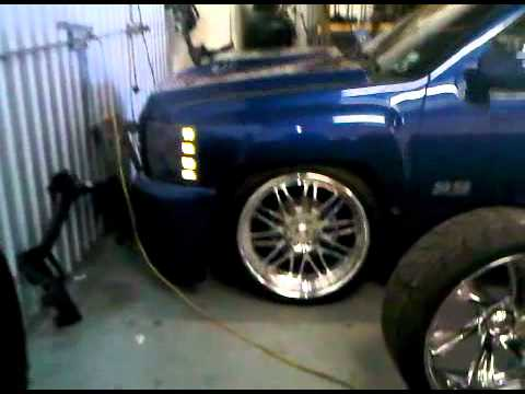 Paco Ls7 And Beto Hptrucks Com 26 Quot Intro Wheels Youtube