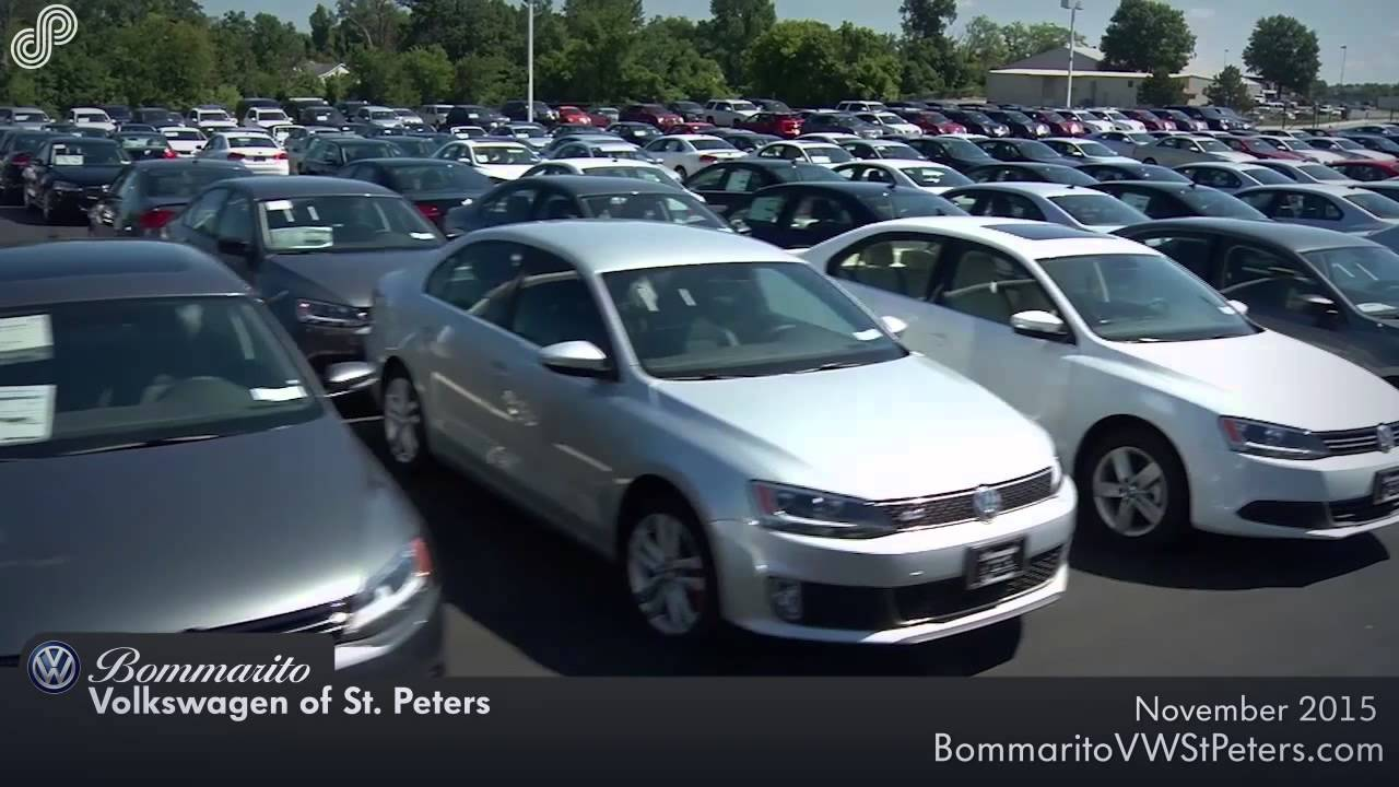 Bommarito Volkswagen St Peters November Offers Sps Youtube