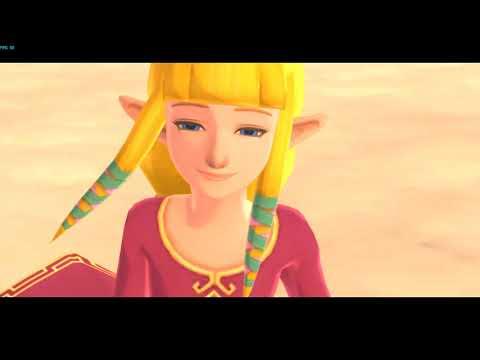 WII The Legend of Zelda: Skyward Sword | Dolphin 3.0 | Xbox 360 Controller