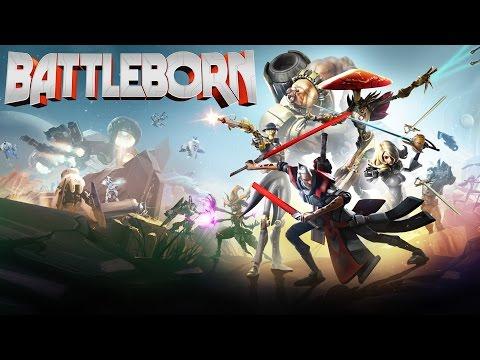 Battleborn NOOBNESS! (Live Stream!)