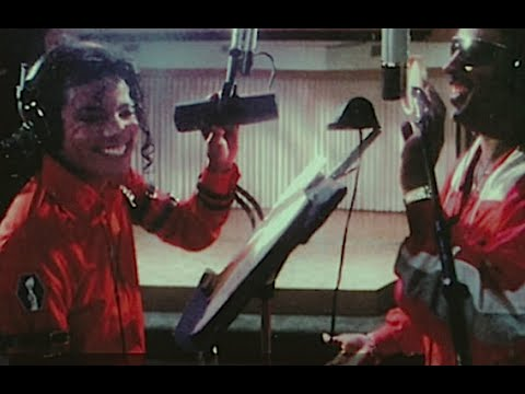 MICHAEL JACKSON LOVES STEVIE WONDER (1983) - YouTube