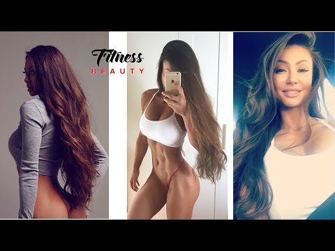 MICHIE PEACHIE - Fitness Model And Sportswear Athlete | Fitness Beauty