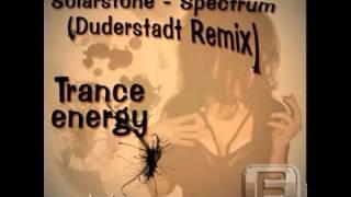Solarstone - Spectrum (Duderstadt Remix) by elarci