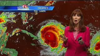 Thursday Night: Irma