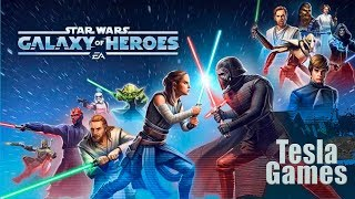 Как пройти Галактическую войну в Star Wars Галактика Героев