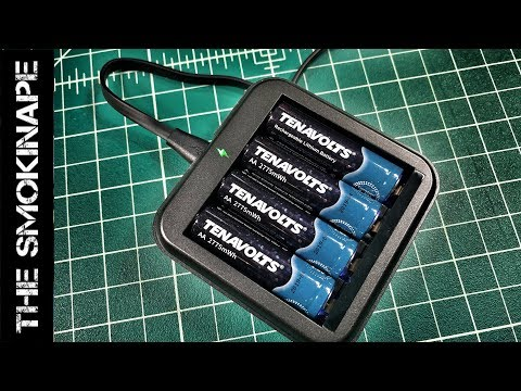 Tenavolts AA Lithium Batteries - TheSmokinApe