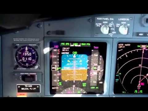 VNAV approach B737 / goldeneagle