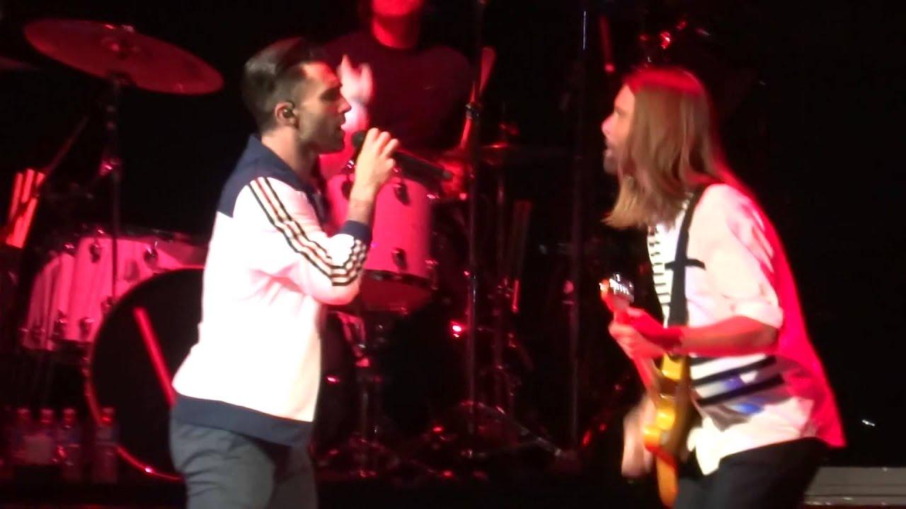 Maroon  World Tour  Playlist