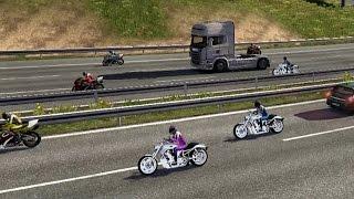 Repeat youtube video Crazy Boys Euro Truck Simulator 2 MOD