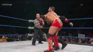 Kazarian vs. Austin Aries