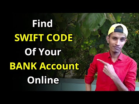 What Is SWIFT CODE \u0026 How To Find SWIFT CODE Of Your Bank Account Online..?