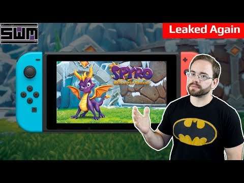 Spyro Reignited Trilogy Leaks Again For The Nintendo Switch | Rumor Wave