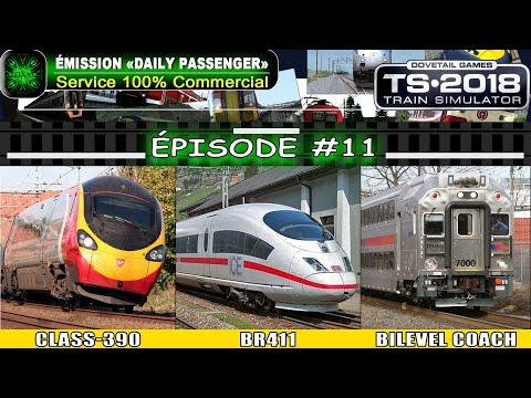 [LCDG-TV France] Emission Daily Passengers #11