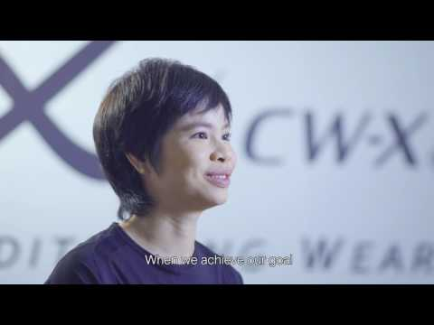 Team CW-X: Kyoto Marathon 2017 teaser