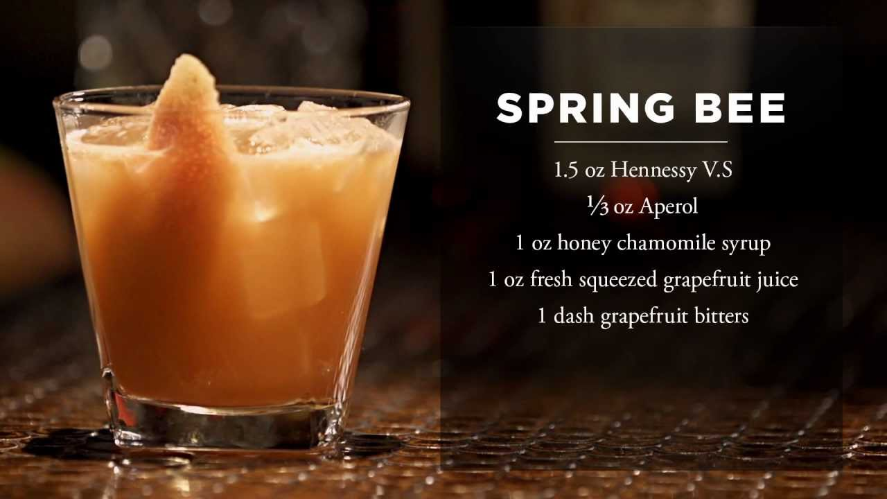 Hennessy recipes the spring bee youtube hennessy recipes the spring bee forumfinder Choice Image