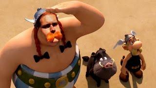Thumbnail für Asterix im Land der Götter -  Daniel als Synchronsprecher (Promotion)