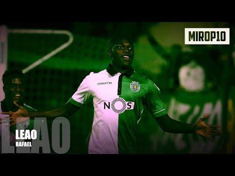 RAFAEL LEÃO ✭ SPORTING CP B ✭ THE NEXT PORTUGAL SUPERSTAR ✭ Skills & Goals ✭ 2017 ✭