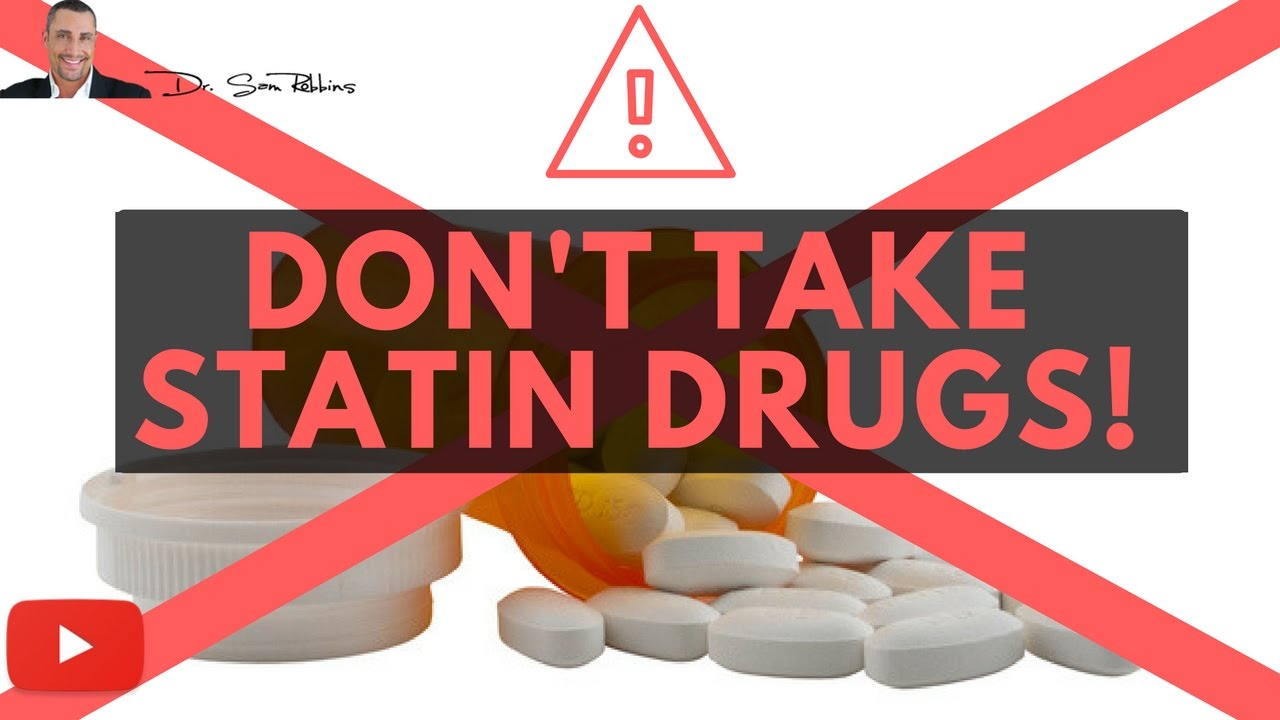 Don t take statins