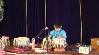SWARADHARA 2014 - Indian Classical Competition  - Tabla Solo