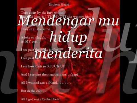 Selamat Tinggal  (Broery Marantika )- Lyrics