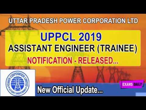 UPPCL Assistant Engineer Vacancy 2019
