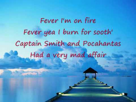 Fever lyrics by Elvis Presley