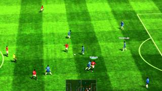 Pro Evolution Soccer 2012 PC Gameplay- PES 13 Patch