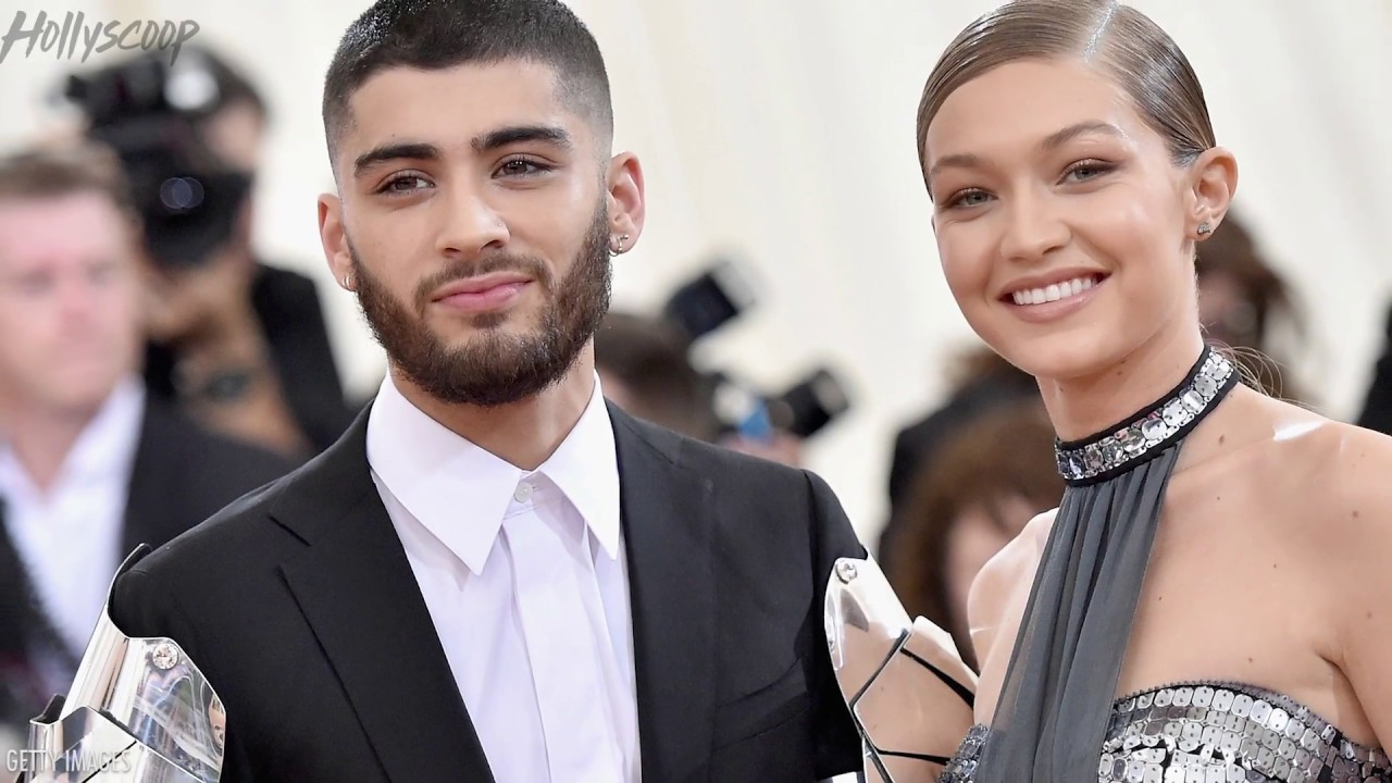 Gigi Hadid & Zayn Malik OFFICIALLY Back Together! - YouTube