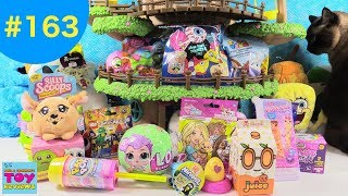 Blind Bag Treehouse #163 Unboxing Disney Silly Scoops Squishies Trolls Toy | PSToyReviews