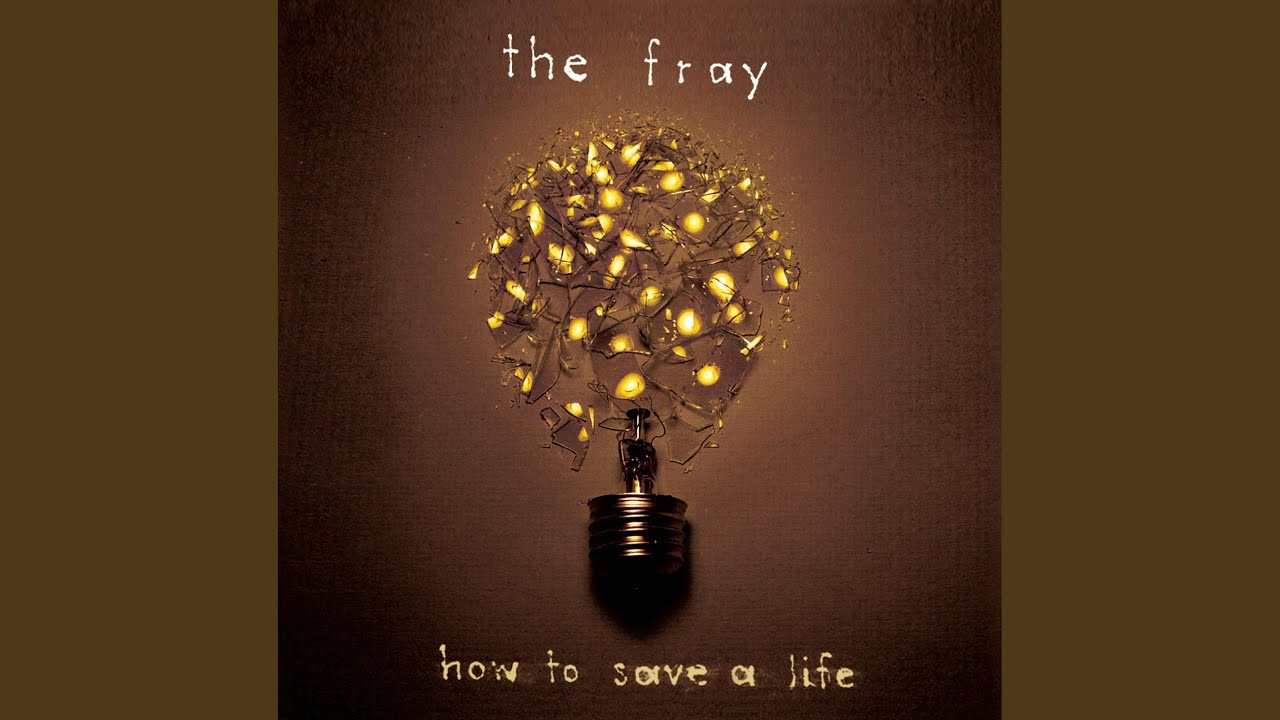 why did the fray write how to save a life
