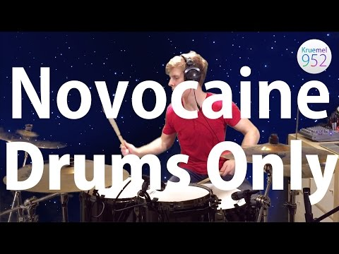Drums Only - Novocaine - Fall Out Boy